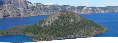 Travellers On The Road Parks Crater Lake National